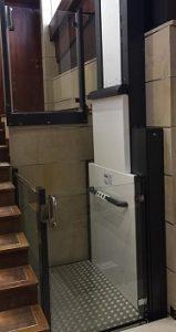 ELEVADOR VERTICAL OVIEDO accesibilidad en edificios