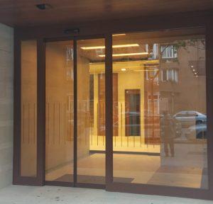 PUERTA AUTOMATICA GIJÓN, reforma de portales asturias